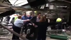 Like Other Recent Crashes, N.J. Train Lacked Auto-Braking Technology
