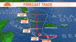 Hurricane Matthew strengthens, threatening much of the Caribbean