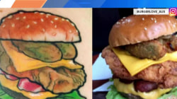 Restaurant offers free burgers for life - but there's a big catch