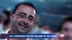 Former USA Gymnastics Doctor Facing Dozens of Sexual Abuse Accusations
