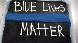 Walmart Rejects 'Blue Lives Matter' Cake