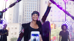 Alicia Keys performs 'Girl on Fire,' 'No One' live on TODAY