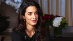 Amal Clooney Vows To Bring ISIS To Justice 'No Matter The Price'