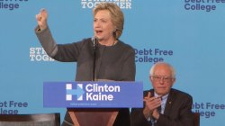 Clinton, Sanders Tout Debt-free College in New Hampshire