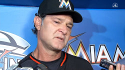 Marlins Manager Talks of Identifying with Fernández's family