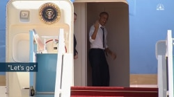 President Obama wants to go home