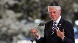 Bill Clinton: Shimon Peres Never Gave Up on Anybody
