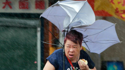 Typhoon Megi  Packs a Punch as It Heads Toward Taiwan