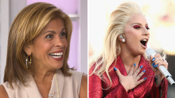 Hoda to Lady Gaga: Please sing your old hits at Super Bowl!