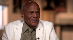 Harry Belafonte talks to Al about activism, music, Dr. Martin Luther King