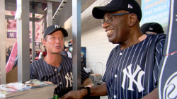 Who's a better Yankee Stadium vendor: Al Roker or Billy Bush?