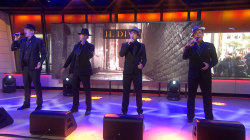 Operatic quartet Il Divo perform 'Quizas, Quizas, Quizas' on TODAY