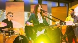 KT Tunstall performs new song 'Maybe It's a Good Thing' on TODAY