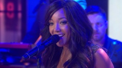 Mickey Guyton sings 'Heartbreak Song' on TODAY