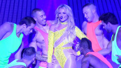 Britney Spears performs 'Do You Wanna Come Over' on TODAY