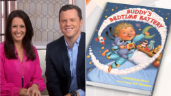 How Christina Geist came up with the idea for book 'Buddy's Bedtime Battery'