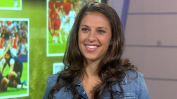 Carli Lloyd talks hard work, 'girls club' of pro soccer, and family strain in new book