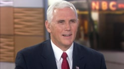 Mike Pence: First debate was an 'avalanche of insults from Hillary Clinton'
