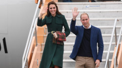 William and Kate have 'date night' in Canada without George and Charlotte