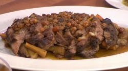 Make beef brisket short ribs, apple cake for Rosh Hashana