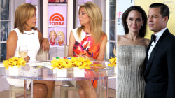 Kathie Lee on Brad Pitt affair rumors: None of us knows what happened