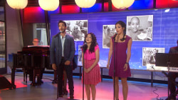 'On Your Feet' stars sing 'The Home Team' on TODAY