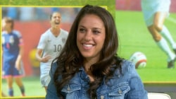 Carli Lloyd: It took me 13 years to realize I could be a soccer star