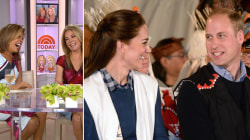 Will and Kate are in love, and Kathie Lee and Hoda love it