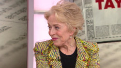 Holland Taylor talks 'The Front Page,' Sarah Paulson's Emmys shout-out