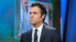 Justin Theroux talks 'The Girl on the Train,' taking on 'creepy' roles
