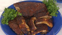 Smokey baby back pork ribs: An economical meal your family will love
