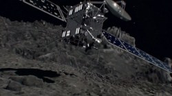 Rosetta space probe successfully crash lands on comet after 4 billion mile trip