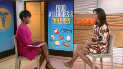 Food allergies and children: What you need to know