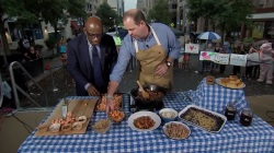 BBQ chef reveals the secret ingredient for a delicious sweet potato hash