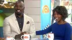 Mike Colter, Alfre Woodard share the fun of Netflix superhero series 'Luke Cage'