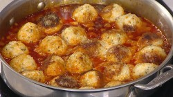 Chicken parm balls: A filling meal the whole family will love