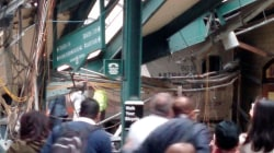 NJ Transit crash: Track does not have automatic braking, feds say; at least one dead on scene