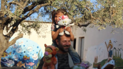 Syria's 'Toy Smuggler' Brings Joy to Besieged Country's Children