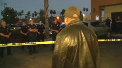 Cops Confronted by Crowd After Officer-Involved Shooting