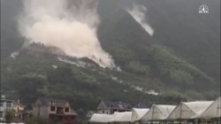 Watch Typhoon Megi Collapse Buildings and Hillsides