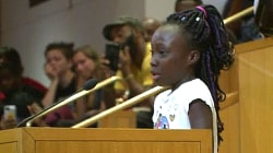 Tearful Girl to Charlotte Council: 'We Shouldn't Have to Feel Like This'