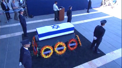 Bill Clinton Pays Respects as Shimon Peres Lies in State