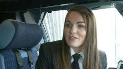 British Woman Becomes World's Youngest Ever Commercial Airline Captain