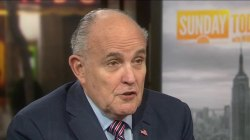 Rudy Giuliani talks Donald Trump accusers, 'rigged' election, Clinton campaign emails