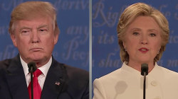 Third Presidential Debate  Part 1: The Role of the Supreme Court