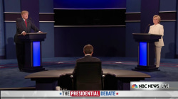 Third Presidential Debate Part 4: Who's More Fit to be President?