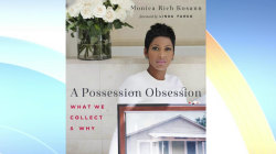 Book 'Possession Obsession' features Tamron Hall and her beloved childhood home