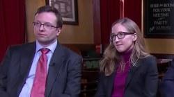 Americans in UK react to final debate