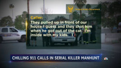 Arizona Police Release Chilling New 911 Calls Amid Search for Serial Killer