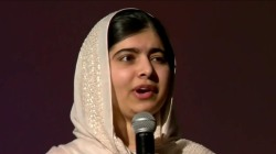 Malala Yousafzai surprises Denver high school students